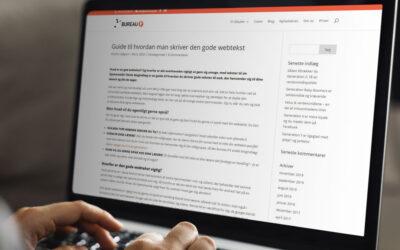 Gør-det-selv-guide: Skriv en god webtekst